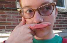 Amusing Mustache Jewelry
