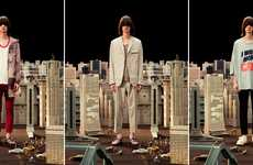 Godzilla-Themed Fashions
