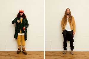 The UNUSED Fall/Winter 2010 Lookbook Presents an Interesting Outlook