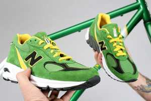 New Balance & Independent Fabrication Remix the M498 Running Sneaker