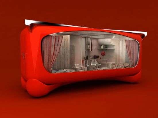 Prefabricated Mod Housing