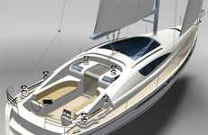 Retro-Modern Yachts