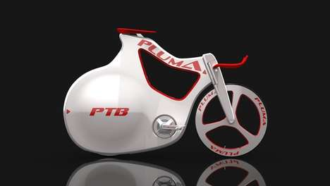 pluma track bike