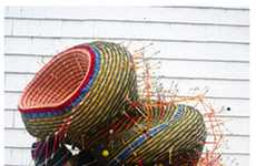 Woven Weather Baskets
