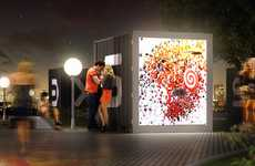 Mobile Intimacy Units - ZA Architects' 'Sex Box' Lets You Pay to Play in Public