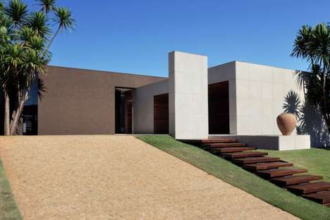 Zen Abodes - The OM House by Studio Guilherme Torres is as Serene as it is Beautiful