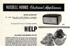 Retro Appliance Adverts