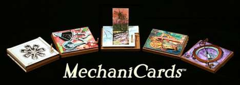 MechaniCards from Brad Litwin