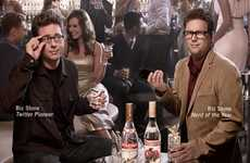 Social Media Liquor Ads - The Biz Stone Stoli Vodka Commercial will Guarantee a Few Laughs
