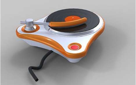 Vinyl Cleaning Device