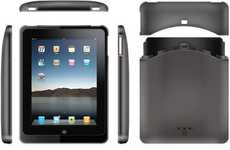 Powering Tablet Protection - The Solidmicro Padpower iPad Case Adds Extra Battery Life