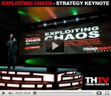 Innovation Keynote by Jeremy Gutsche - Trend Hunter CEO's 30 Minute Keynote Vid