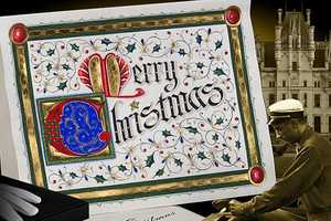 Give Some Luxe This Christmas With Gilded Age Greetings