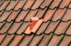 Rooftop Tile Birdhouses