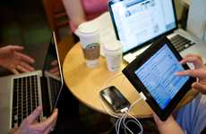Digitally Exclusive Coffee Shops - The Starbucks Digital Network Enhances Customer Service