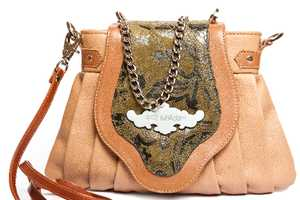 Delicately Detailed Bags by 442 McAdam are Killer Canadian Couture