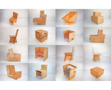 innovative plywood creations