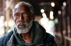Incisive Homeless Portraits