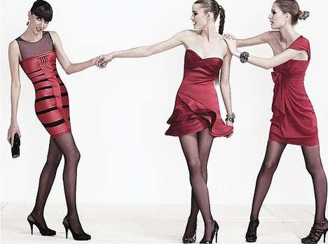 BCBGMaxAzria Holiday 2010