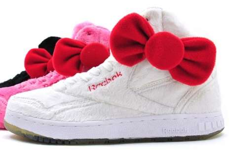 reebok plush kitty classic