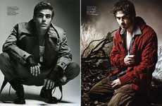 Rugged Heartthrob Photography