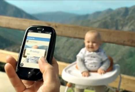 HP Happy Baby Commercial