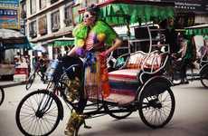 Technicolor Traveler Editorials