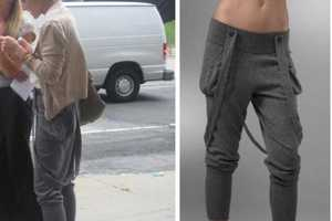 Bird by Juicy Couture Enhances the Legging and Sweatpants Look