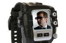Visual SpyCam Bracelets