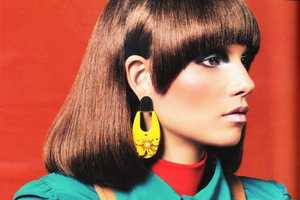 The Vogue Germany Color Up! Editorial Features Snazzy Looks