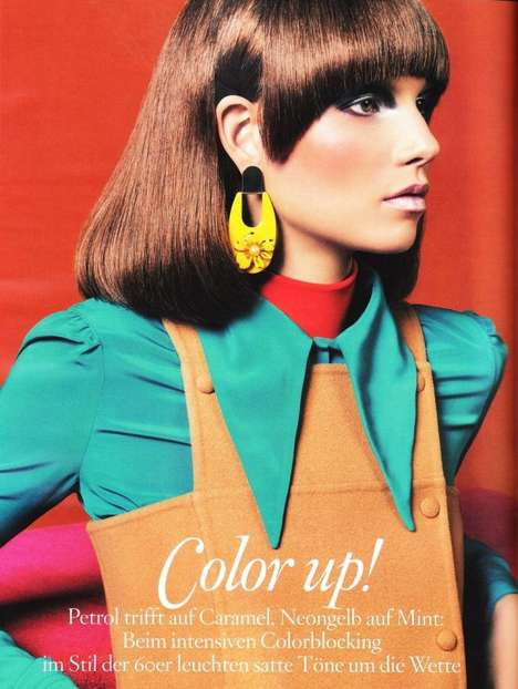 vogue germany color up