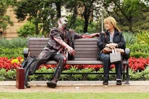 The Sydney Zombie Walk is a Festering Festival of Blood and Guts