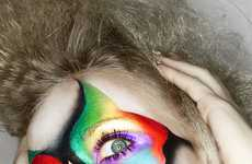 Crazy Clownish Cosmetics - The Igor Oussenko 'Vision of Beauty' Series