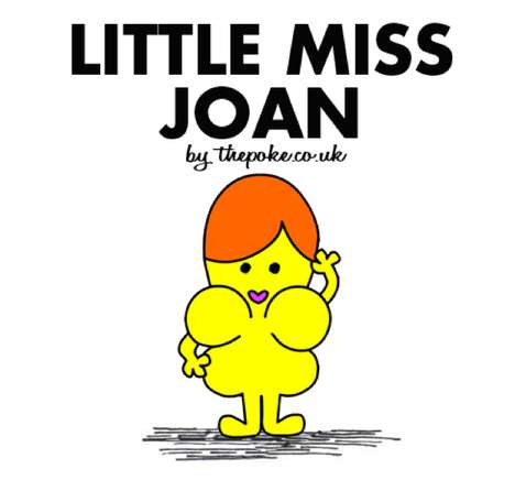Quirky Illustrated Admen - The Mad Men Mr. Men Mash Up Series is Adorable and Accurate
