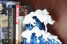 Art-Inspired Book Blocks