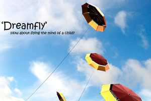 The Dreamfly Kite Turns the Practical into the Playful