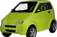 Affordable Everyman Eco-Cars - The Romet 4E is a Bare-Bones Budget-Priced EV
