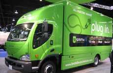 Office Retailer EVs - 41 Staples Electric Delivery Trucks are Set to Hit the Roads