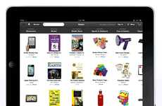 Tablet Shopping Apps - The Amazon Windowshop iPad App is Perfect for Shopaholics