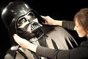 Original Darth Vader Costume from 'Star Wars' Set to Sell in London