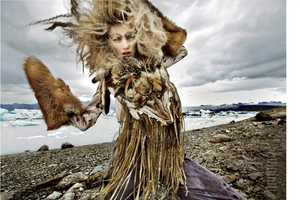 'Inverno' for Flair November 2010 is Caveman Couture