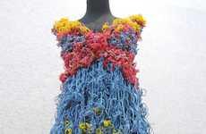 Colorful Elastic Dresses