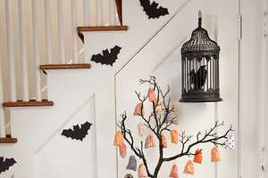 Style at Home Shows Off Some Scary Halloween Decor Tricks