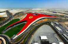 Automaker Theme Parks (UPDATE) - Ferrari World UAE Officially Opens Its Doors