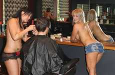 Hot Cuts is Australia's First Topless Hair Salon