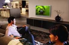 Earth-Friendly Flat-Screens