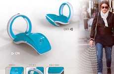 Wrist-Worn Sonar Escorts