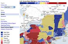 Interactive Voter Maps