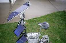 DIY Solar Bikes