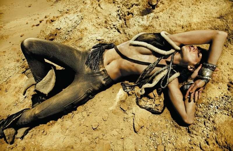Divine Desert Fashiontography
